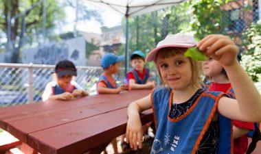 École de la forêt École Garneau