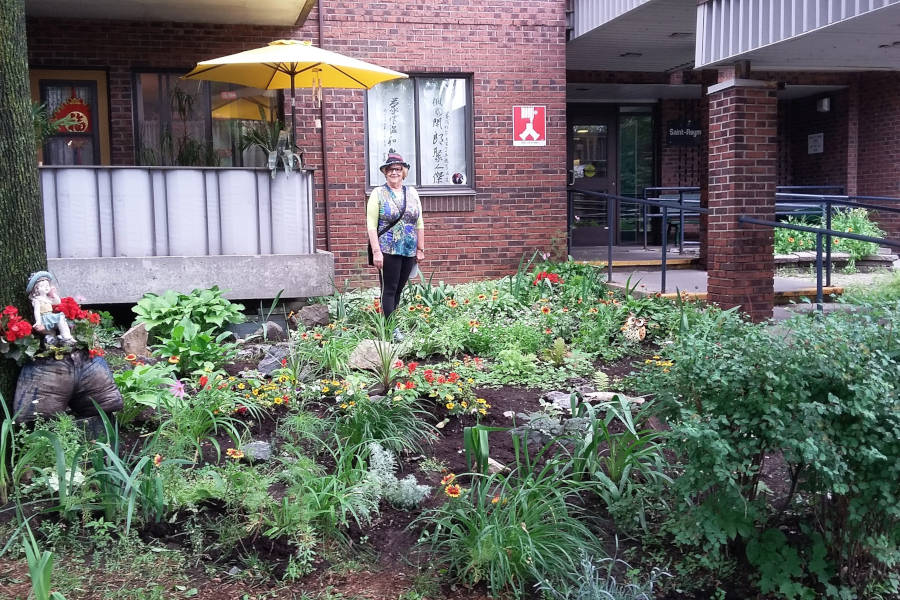 Club fleurs et jardins