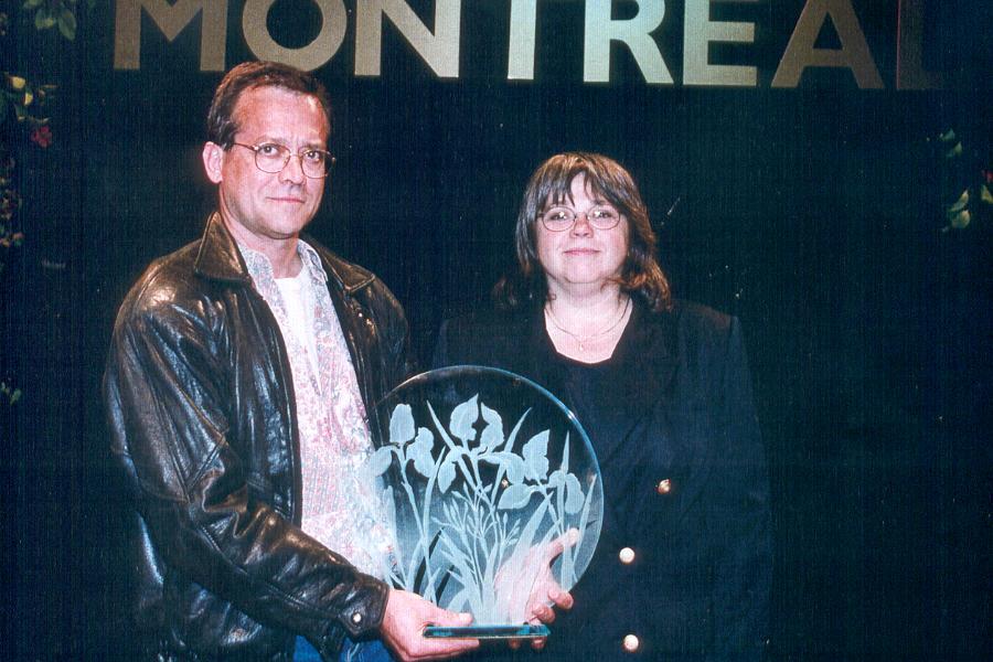 Prix reconnaissance 1996
