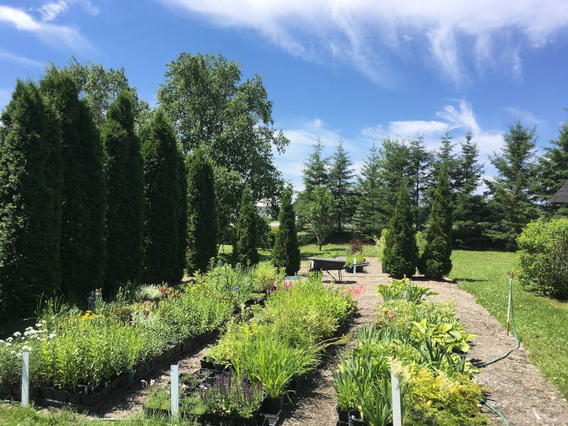 Becs et Jardins